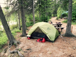 Camping Chute a l'ours 2