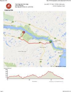 Fjord du Saguenay - Jour #2