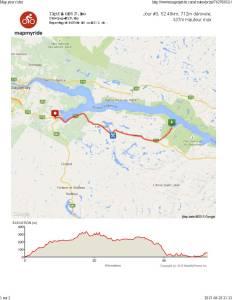 Fjord du Saguenay - Jour #3