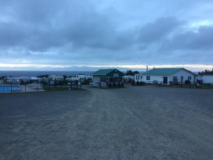 Camping de Hometown!