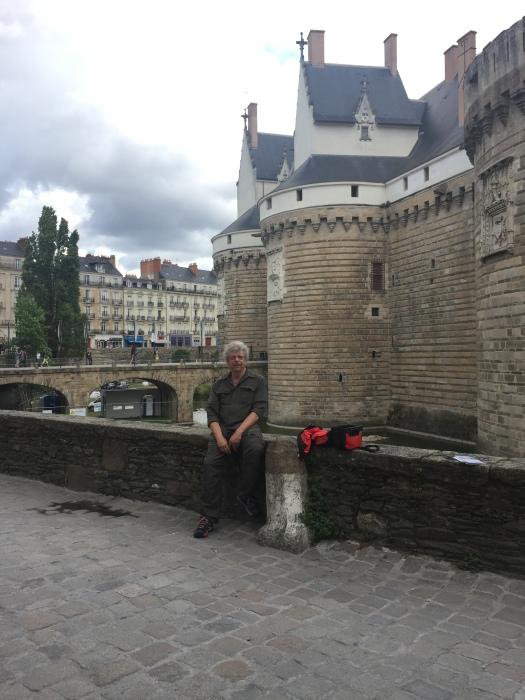 Chatesu du Duc de Bretagne