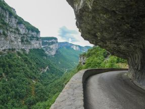 Vers Val d'Isere Gorges bourge
