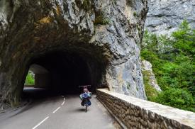 Vers Val d'Isere Gorges bourge2