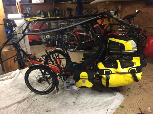 Saccoches Ortlied Recumbent