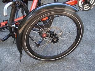 Right Wheel Scorpion FS 20