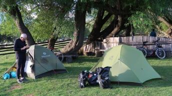 Le plus beau site de camping!