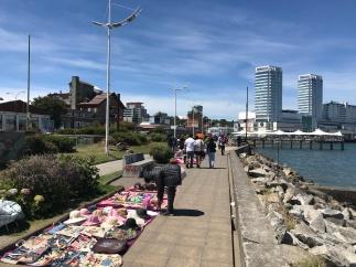 La promenade de Puerto montt