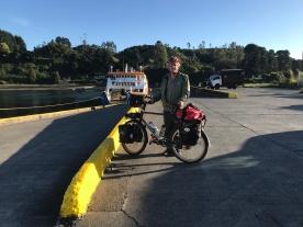 Départ de Puerto Mont en direction de Chaiten