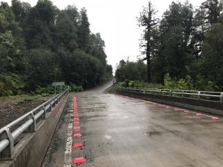 Premier km sur le Rupio