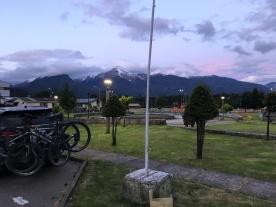 Amengual et les vélos de nos amis Argentins