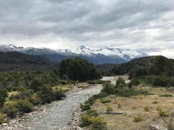 Le montagnes enneigées approchent!