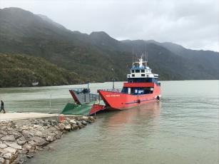 Le Ferry pour Rio Bravo!