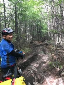 Méchante trail!