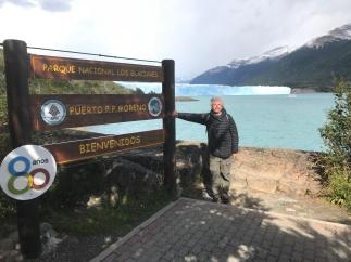 Le Parc du Perito Moreno