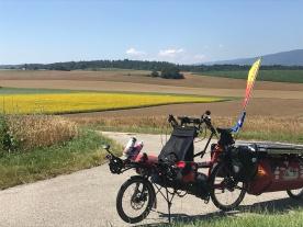 Magnifique campagne Suisse