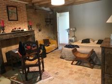 Notre chambre, qui date de plus de 200 ans