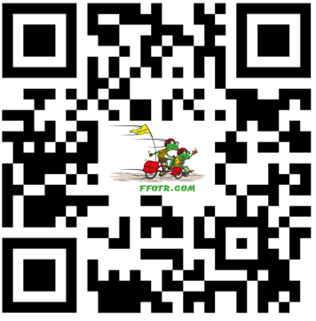 QR Code FFOTR Transparent