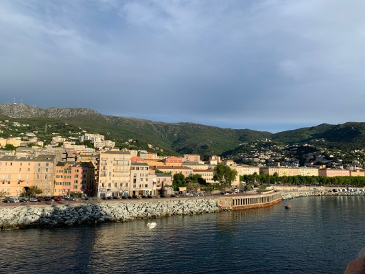 Bastia...la Corse